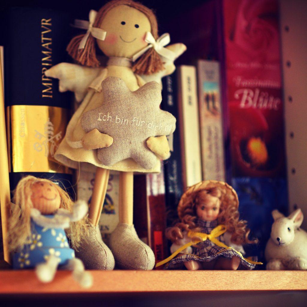 Stern Puppe