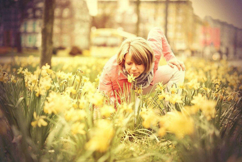 Blumen Duften