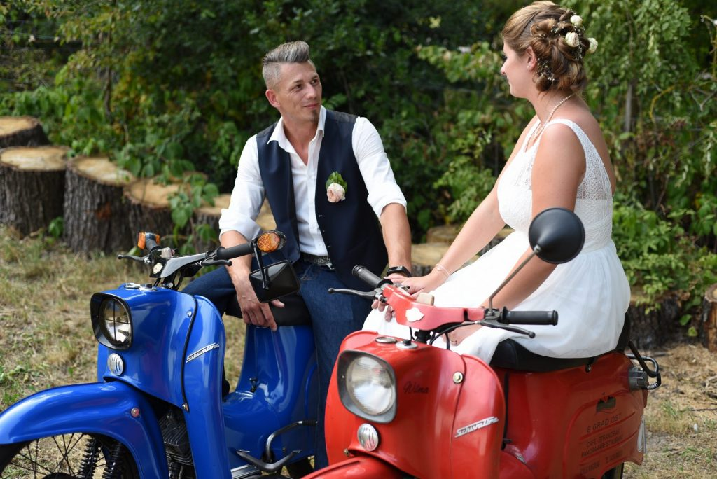 Simson Hochzeit blick
